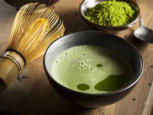 Ritual Matcha cocktail